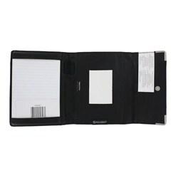 Rolodex PDA & Notecard 10-card Black Folio