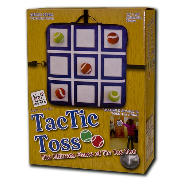 TacTic Toss Game