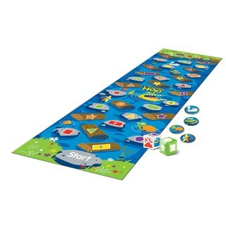 Learning Resources 'Crocodile Hop' Floor Game