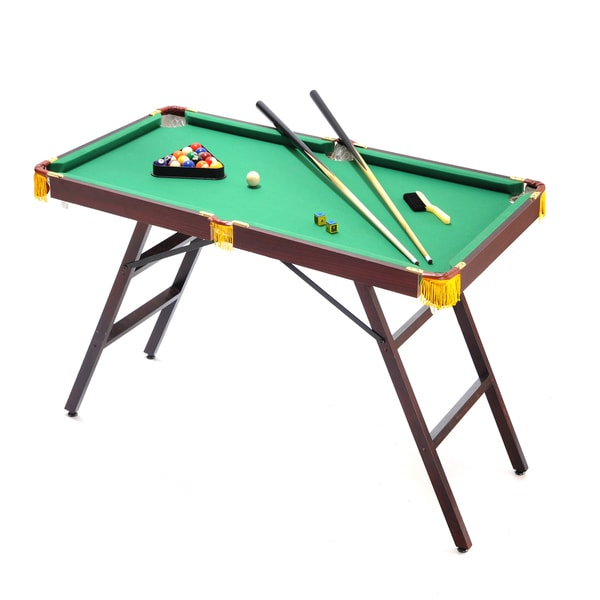 Voit 48-inch Mini Pool Table with Accessories