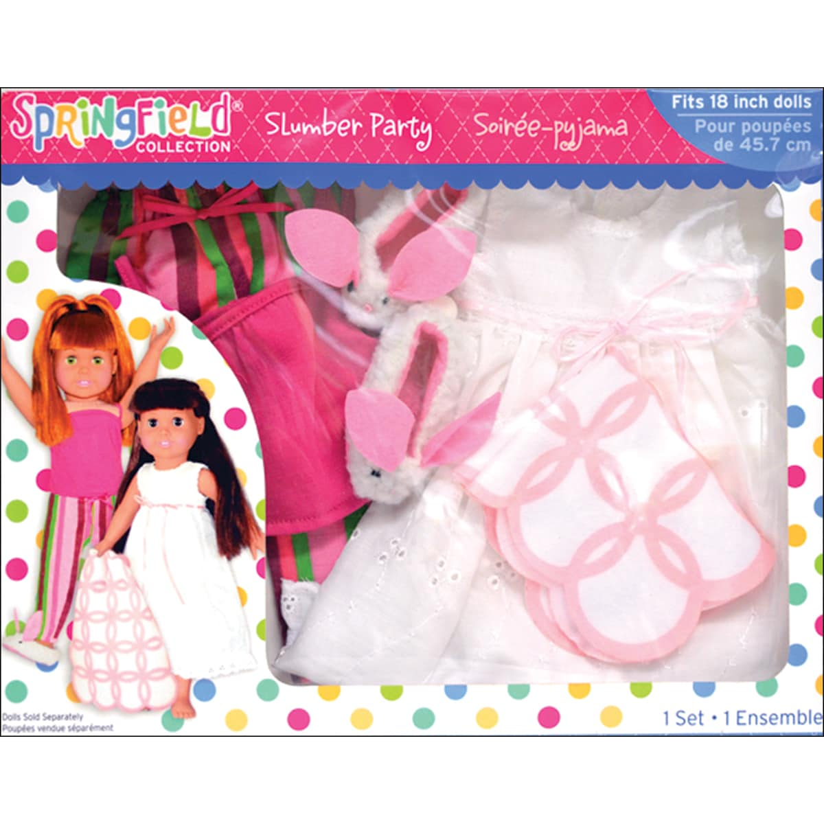 Springfield Collection Slumber Party Set