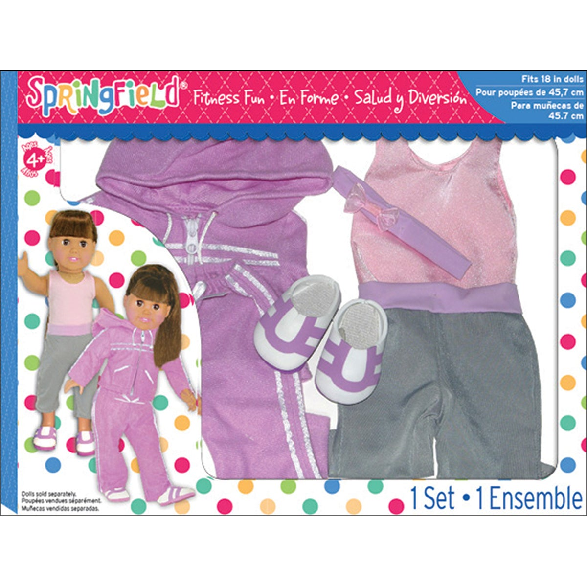 Springfield Collection Fitness Fun Set