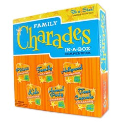 Family Charades In a Box Compendium|https://ak1.ostkcdn.com/images/products/7281076/Family-Charades-In-a-Box-Compendium-P14756460.jpg?impolicy=medium