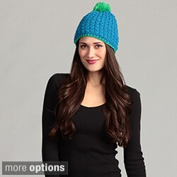 Minus33 Unisex 'POM' Expedition Weight Merino Wool Beanie Hat (3 options available)