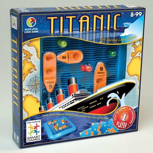 SmartGames Titanic Game