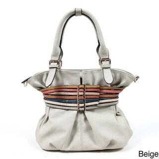 Nicole Lee Kyle Slouchy Tote Bag