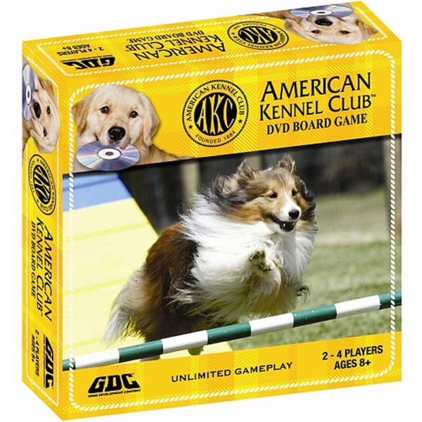 American Kennel Club DVD Game