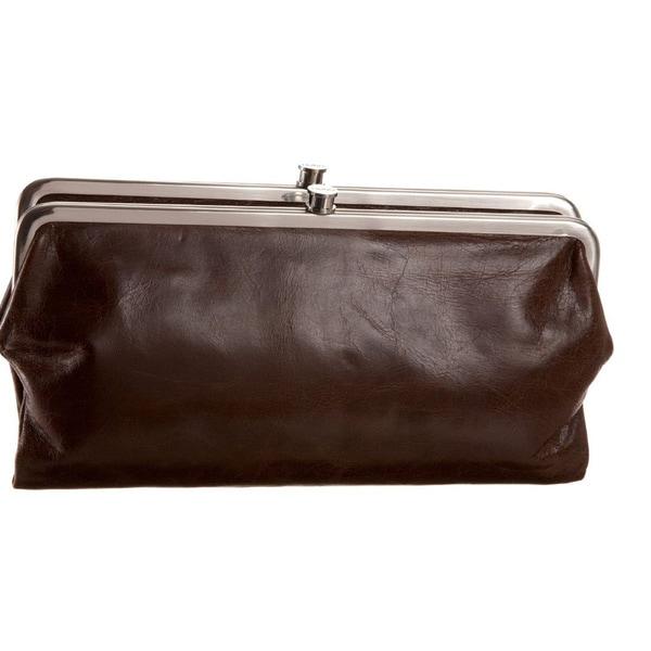 Hobo International Lauren Vintage VI 3385 Mocha Wallet