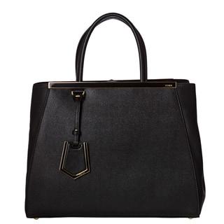 Fendi Medium 2Jours Shopper Bag
