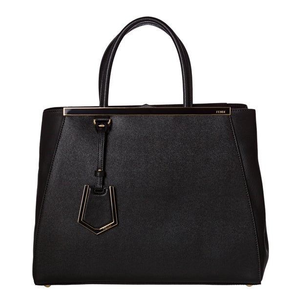Fendi Medium 2Jours Shopper Bag