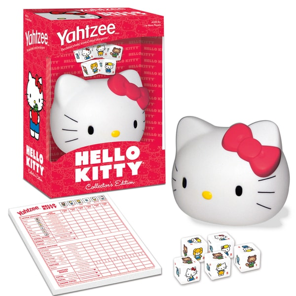 Yahtzee® - Hello Kitty Collector's Edition