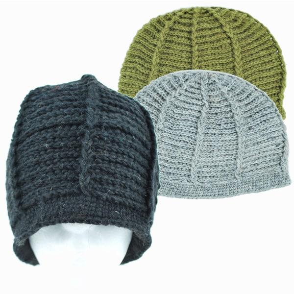 Classic Knit Beanie (Nepal)