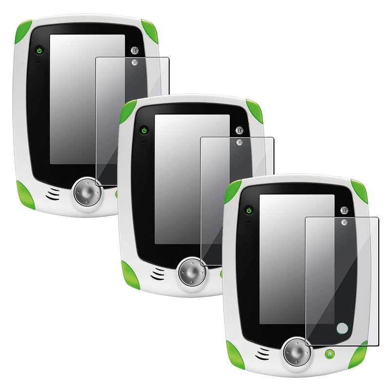INSTEN Clear Screen Protectors for LeapFrog LeapPad (Pack of 3)