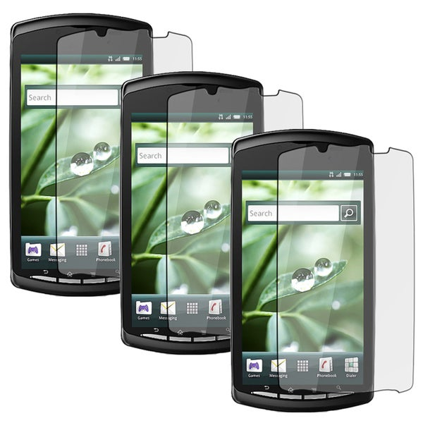 Screen Protector for Sony Ericsson Xperia Play (Pack of 3)