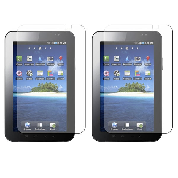 INSTEN Anti-glare Screen Protector for Samsung Galaxy Tab P1000 (Pack of 3)