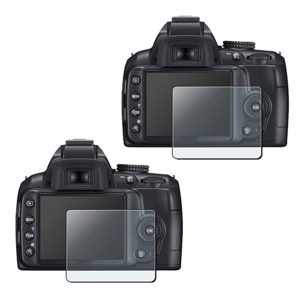 INSTEN Anti-glare Screen Protector for Nikon D300 (Pack of 2)