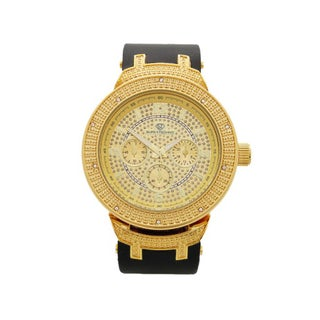 Super Techno Men's Diamond Watch