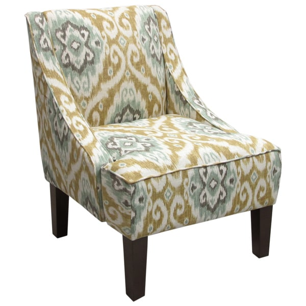 Opal Swoop Arm Chair