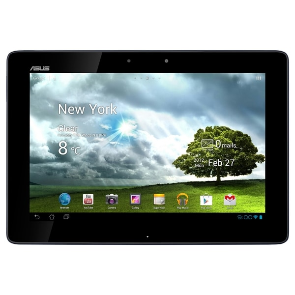 Asus Eee Pad Transformer Pad TF300T TF300TL-B1-BL 32 GB Tablet - 10.1