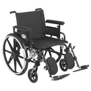 Viper Plus GT Lightweight Wheelchair with Flip-back Adjustable Arms