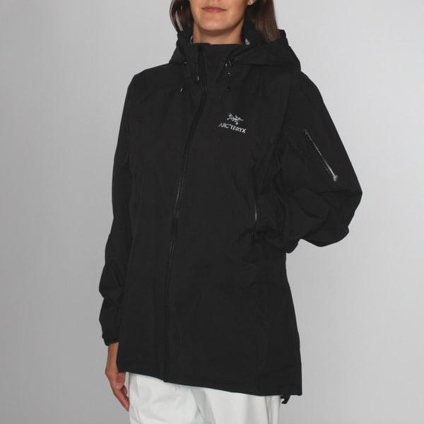 Arc'teryx Women's 'Theta AR' Black Ski Jacket