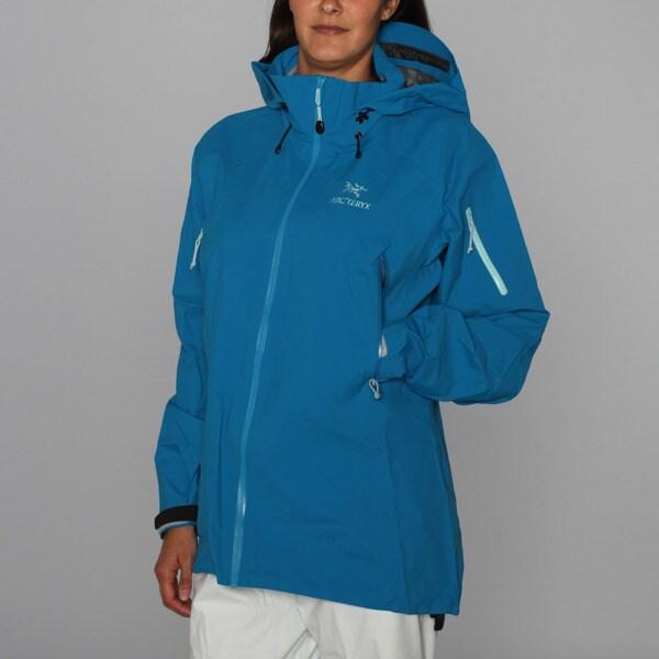 Arc'teryx Women's 'Theta AR' Bondi Blue Ski Jacket (Size L)