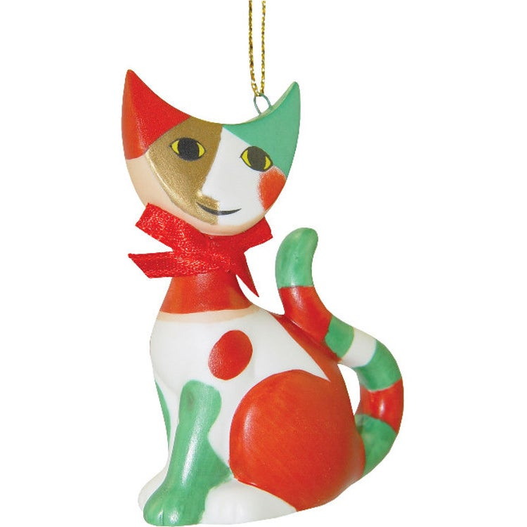 Hummel Multi-color Porcelain Ornament
