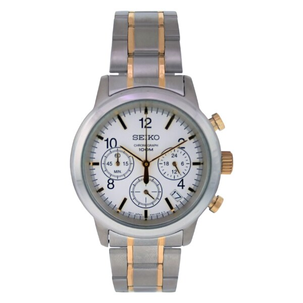 Seiko Men's Classic Watch