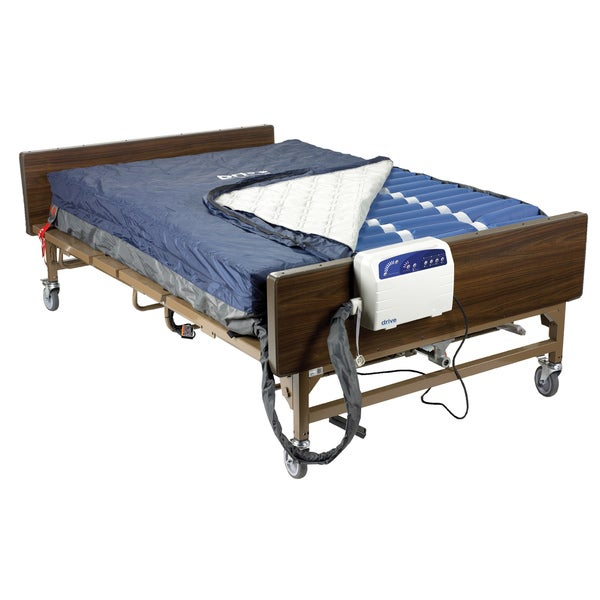 Med Aire Bariatric Heavy-duty Low Air Loss Mattress Replacement System