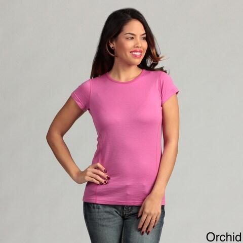 Minus33 Women's 'Appalachia' Merino Wool Lightweight Base Layer T-shirt