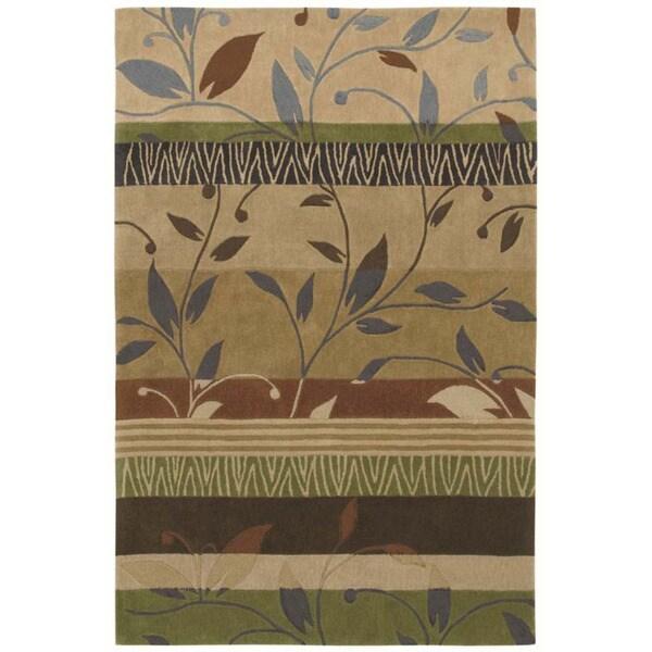Loft Kendi Hand Tufted Rug (5' x 7'6)