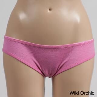 Minus33 Women's Merino Wool Lightweight Base Layer Hipster Briefs|https://ak1.ostkcdn.com/images/products/7287045/P14761600.jpg?impolicy=medium