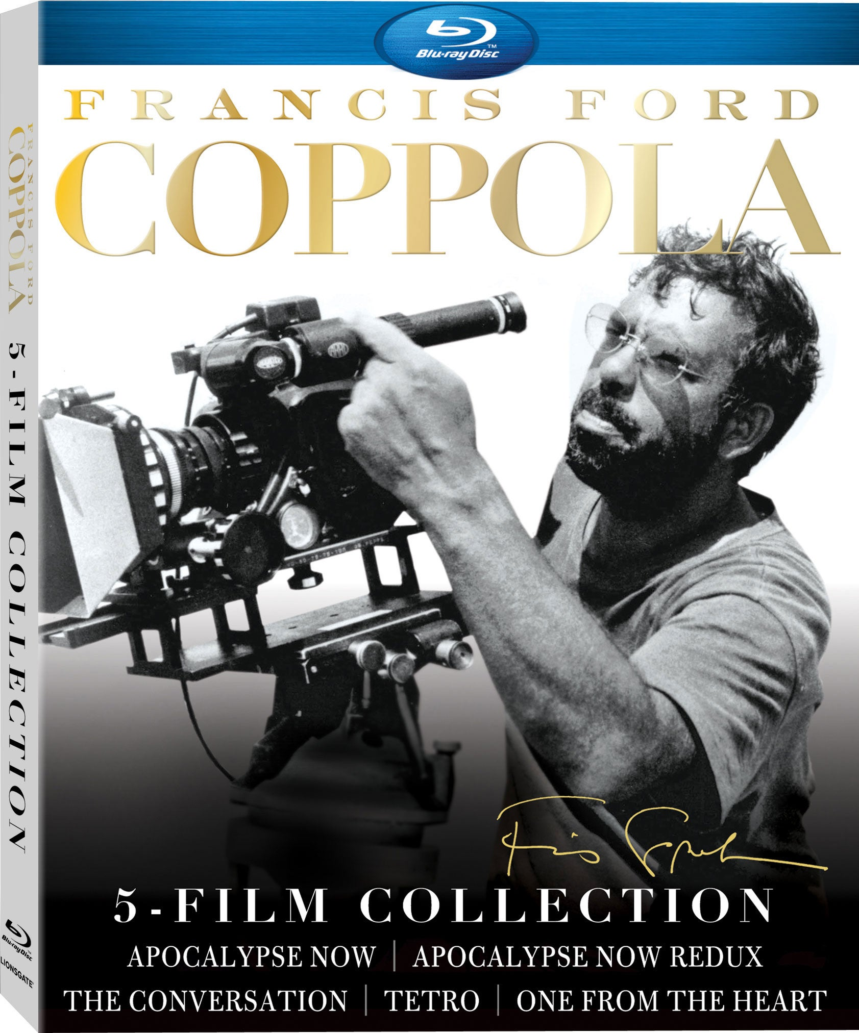 francis ford coppola 5 film collection blu ray disc free shipping. Cars Review. Best American Auto & Cars Review