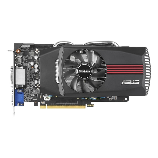 Asus GTX650-DC-1GD5 GeForce GTX 650 Graphic Card - 1.06 GHz Core - 1