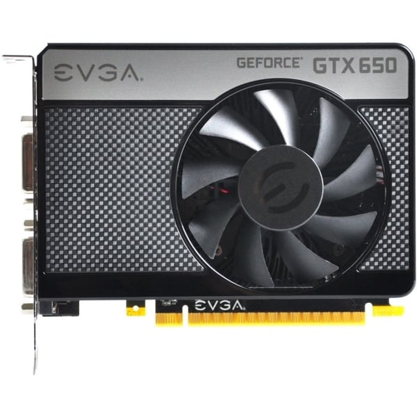 EVGA GeForce GTX 650 Graphic Card - 1.06 GHz Core - 1 GB GDDR5 - PCI