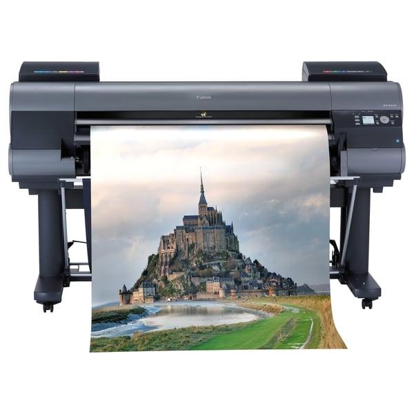 "Canon imagePROGRAF iPF8400 Inkjet Large Format Printer - 44"" Print Wi"