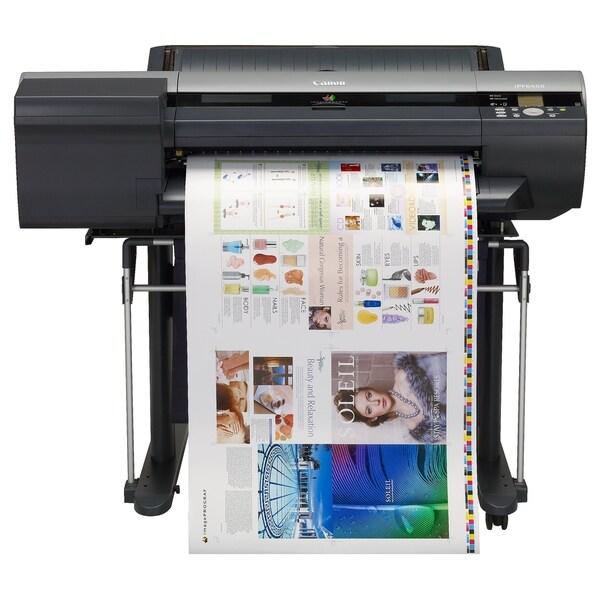 "Canon imagePROGRAF iPF6450 Inkjet Large Format Printer - 24"" Print Wi"