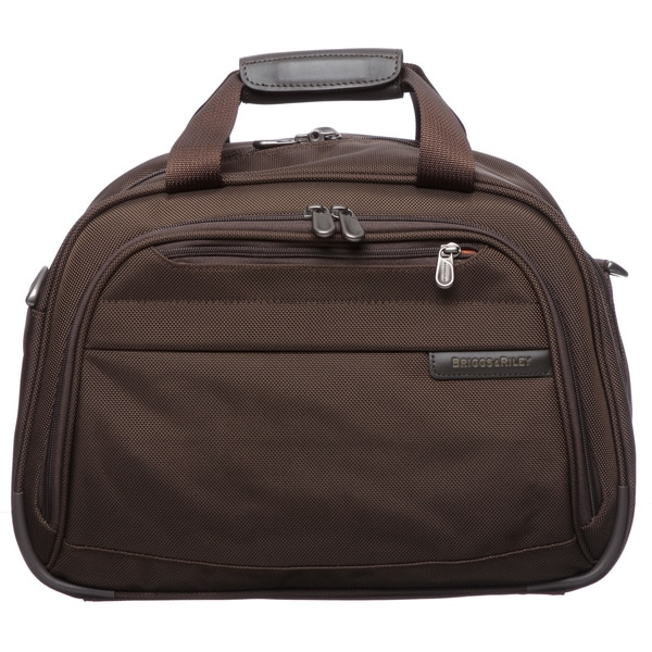Briggs & Riley '226 Baseline' Chocolate 18-inch Carry On Boarding Tote Bag
