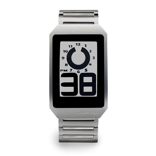 Phosphor Men's Digital Curve Watch