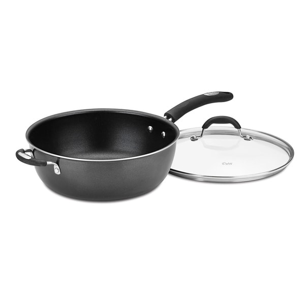 Weight Watchers 5-Quart Helper Handle Chef's Pan