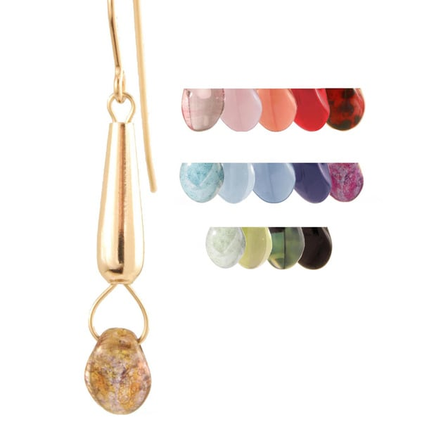 14k Goldfilled Seductive Elegance Earrings