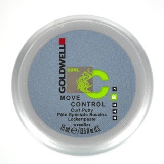 Goldwell Curl Move Control 0.5-ounce Curl Putty (Pack of 10)
