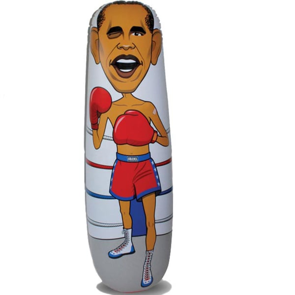 Big Mouth Toys 'The Bop' Barack Obama Punching Bag