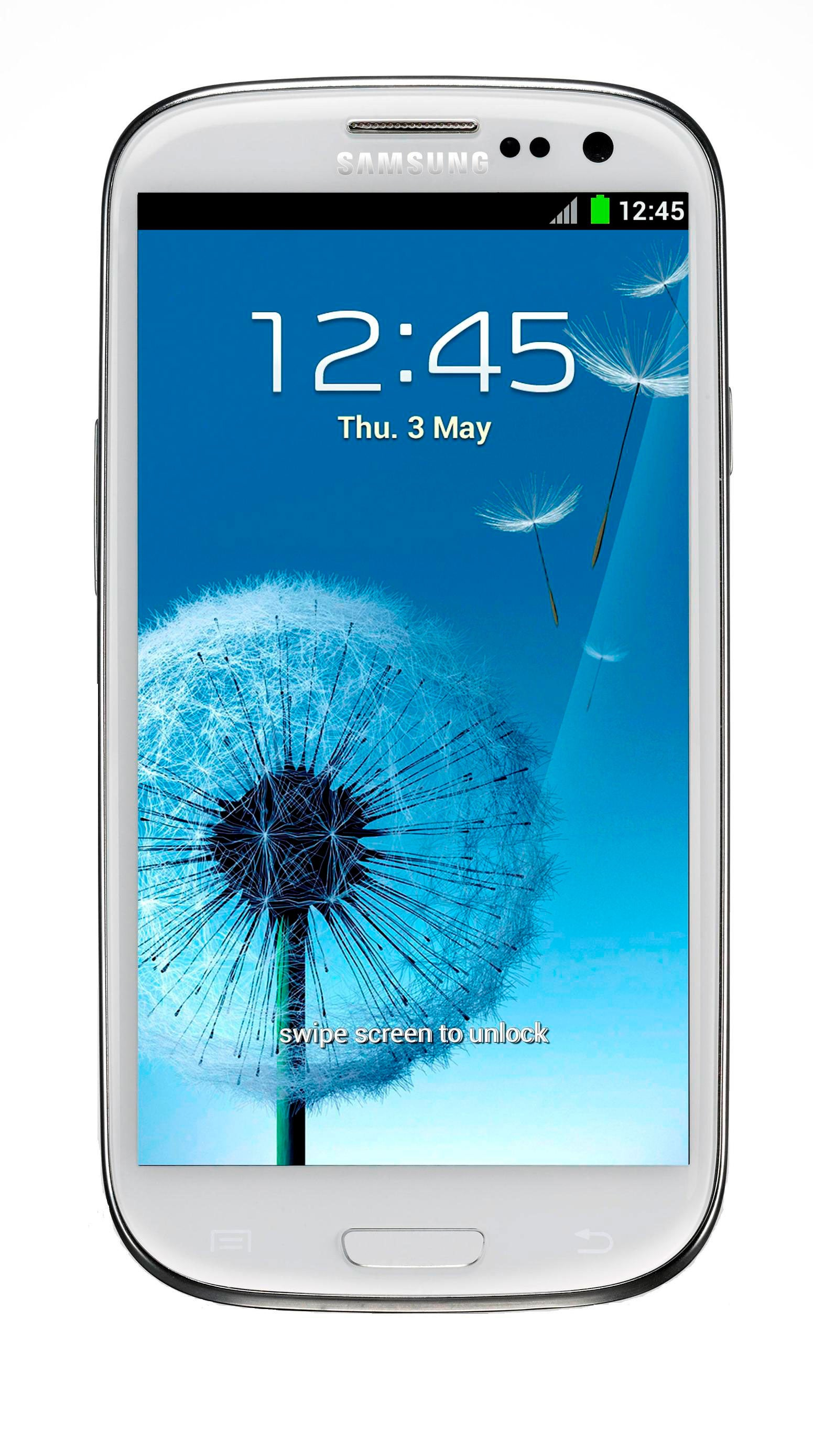Samsung Galaxy S III I9300 16GB GSM Unlocked Android 4.0 Cell Phone