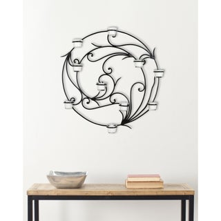 Safavieh Circular Candle Holder Wall Sconce