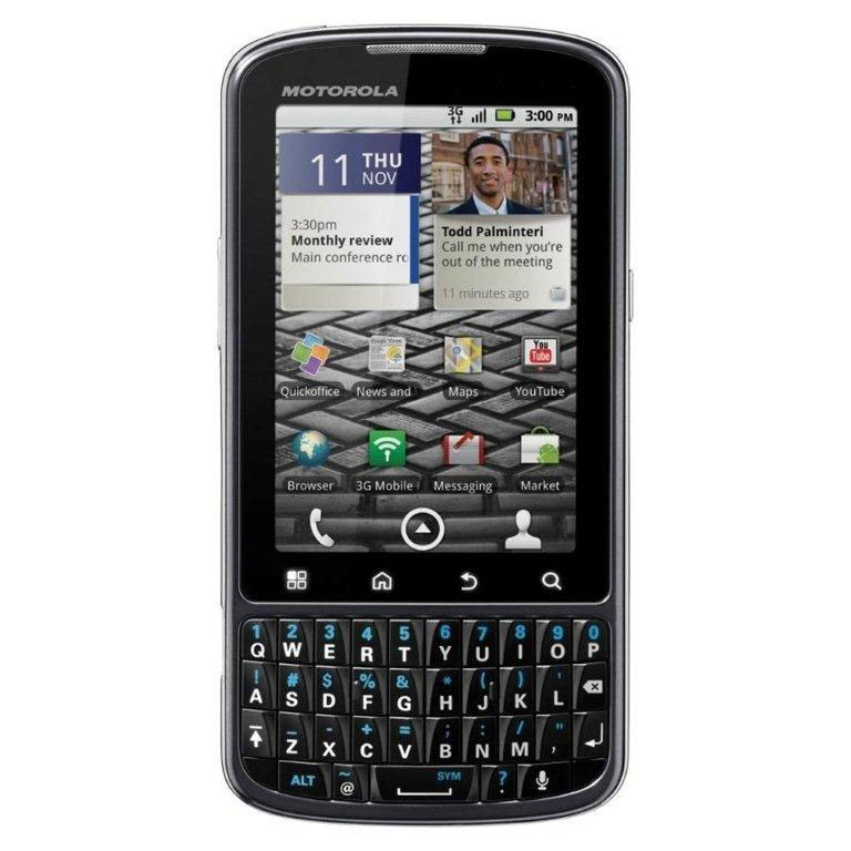 Motorola Pro XT610 GSM Unlocked Android Cell Phone