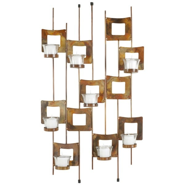Safavieh Deco Candle Holder Iron Wall Sconce