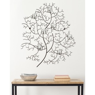 "Safavieh Lighting Tree-Inspired Candle Holder Wall Sconce - 33.8"" x 3.5"" x 33.8"""