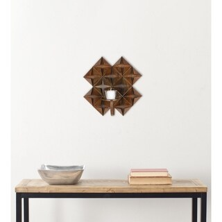 Safavieh Origami Piece Candle Holder Wall Sconce (As Is Item)