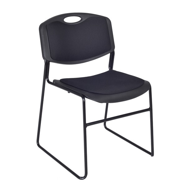 Padded Zeng Stack Chair